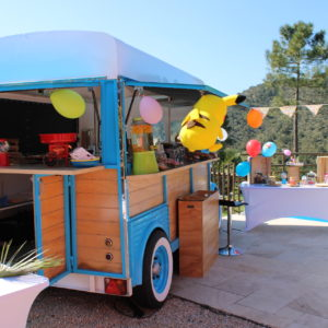 food truck anniversaire enfant