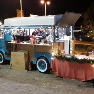 Food Truck version Noël