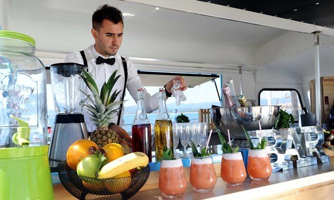 azur truck cocktails