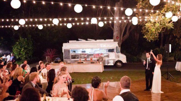 soirée food truck