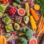 healthy food ingrédients