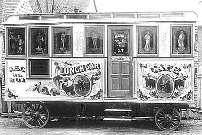 lunch car